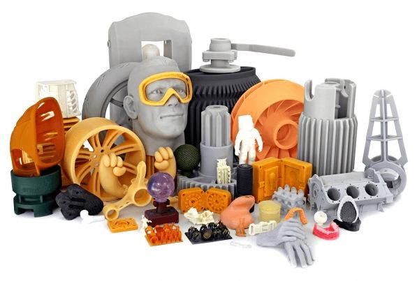 3D product development