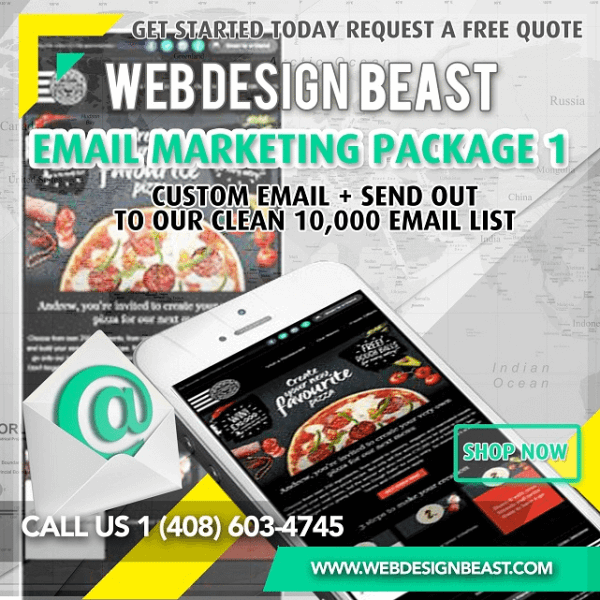 email marketing package 1
