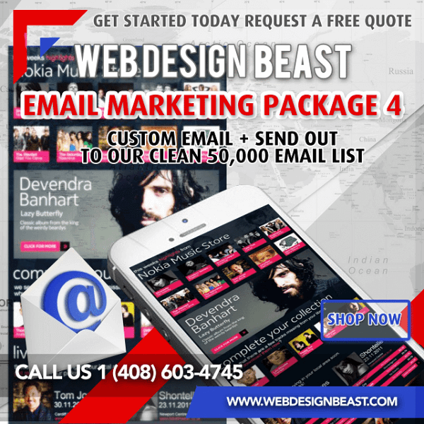 email marketing package 4