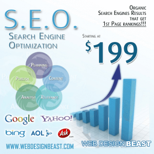 premium monthly seo package