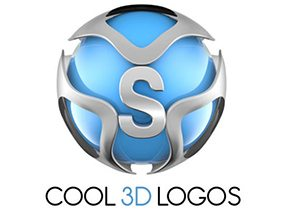 Cool 3D Logos