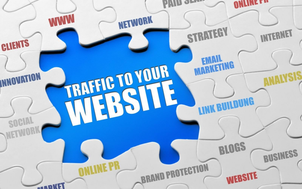 Traffic to your website